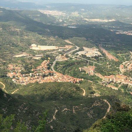 Abadia de Montserrat Foto
