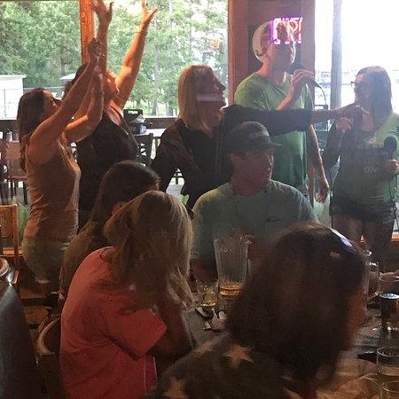 Royal, AR: Thursday Night ~ Half Price Mardi Gras Wings and Karaoke!