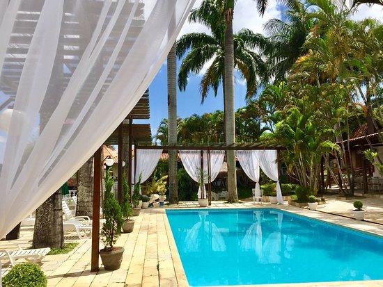 Hotel Fazenda Confins: Piscina