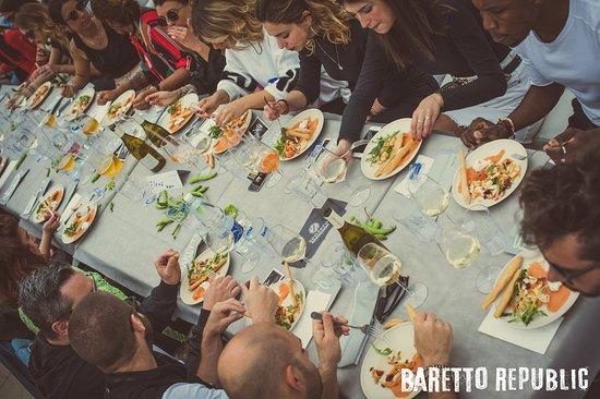 Il Baretto Fano: pranzo baretto