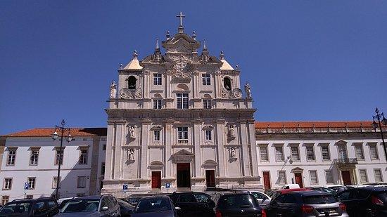 Se Nova Catedral de Coimbra