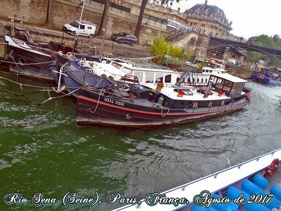 塞纳河照片