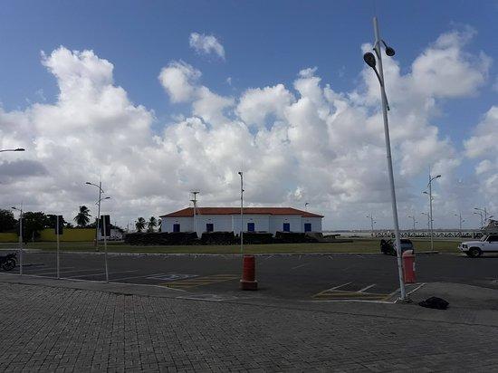 Espigão Costeiro: Forte de Santo Antônio da Barra de São Luís