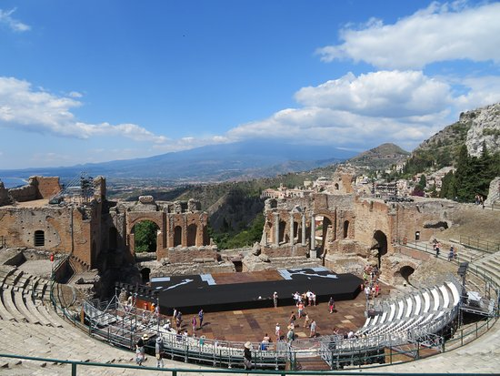 Eurotour: Taormina