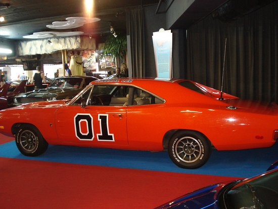 Hollywood Star Cars Museum: General Lee