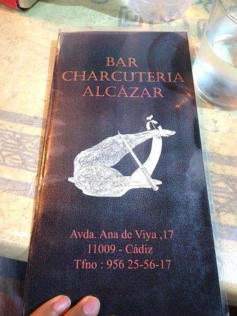 Bar charcuteria Alcazar