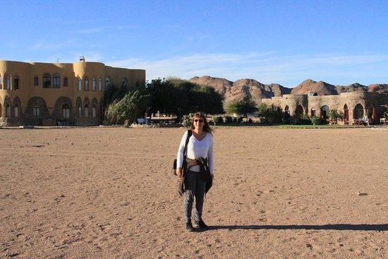 Le Mirage Resort & Spa: belle ballade dans le désert