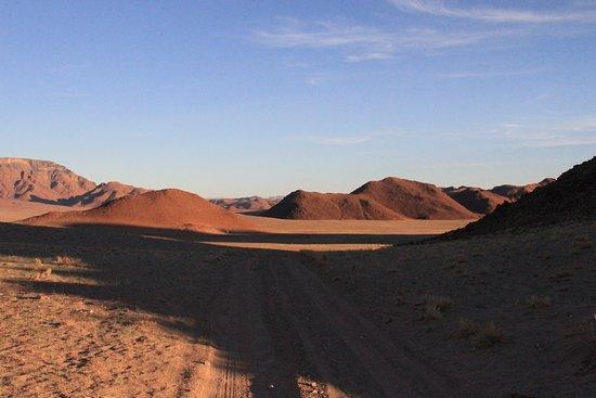 Le Mirage Resort & Spa: Le désert