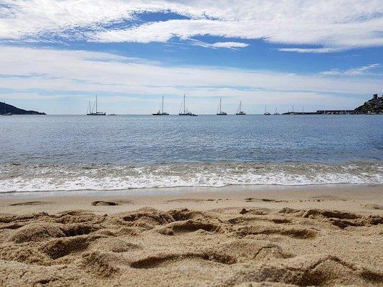 Spiaggia di Marina di Campo Foto