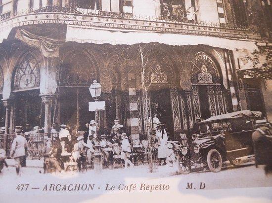 Set De Table Ancienne Photos De La Belle Epoque Du Reppetto