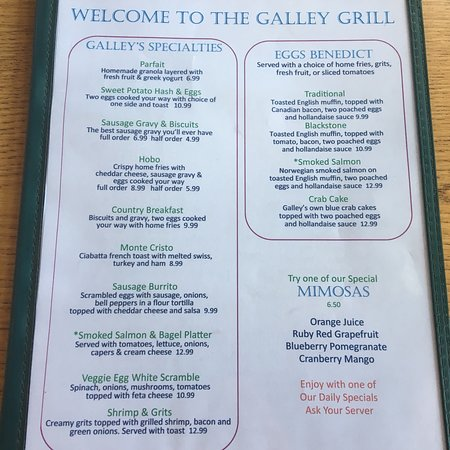 The Galley Grill Foto