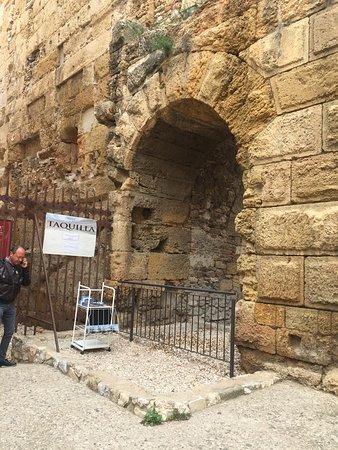 Passeig Arqueològic : Boleteria