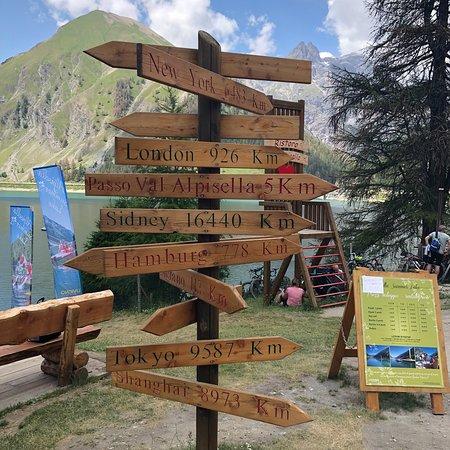 Ristoro Val Alpisella Foto