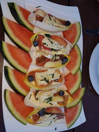 Frauenau, Germany: Sehr exklusive Speisen im Gutsgasthof