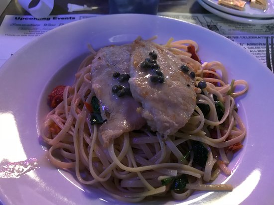 Wadsworth, Огайо: Chicken and pasta