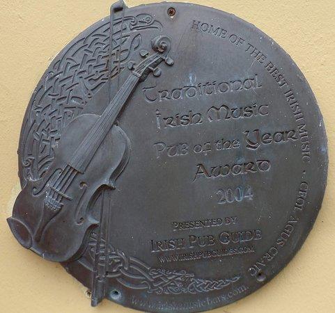 Feakle, Ирландия: Award winning music