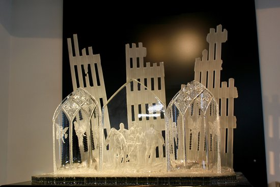 House of Waterford水晶导览工厂之旅照片
