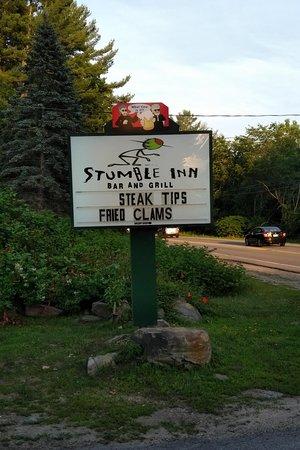 Stumble Inn: Stumble In!