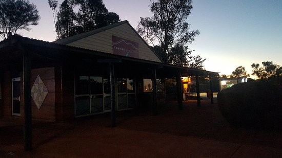 Newman Visitor Centre: 20180622_174813_large.jpg