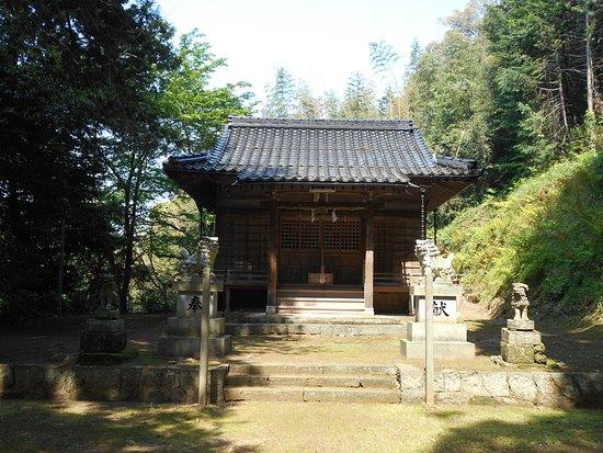 Amenokamigaki Shrine