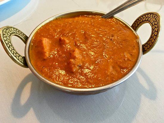 Chicken Tikka Masala Very Delicious Picture Of Himalayan Kitchen Encinitas Tripadvisor