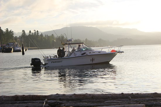 Sooke, Canada: Nice spacious modern boot. Great equipment