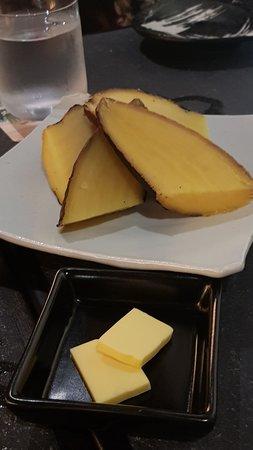 Jinjo: sweet potato