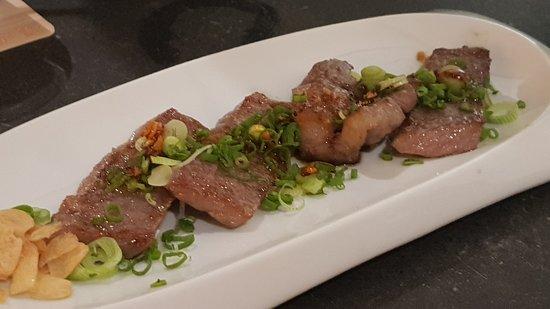 Jinjo: beef tongue