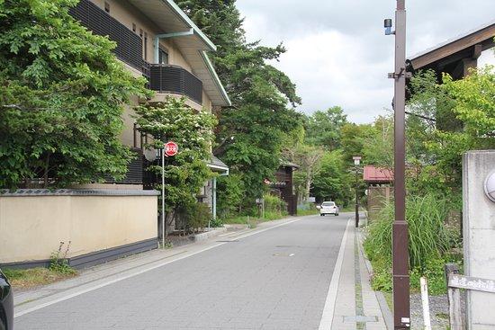 Oiwake Shuku