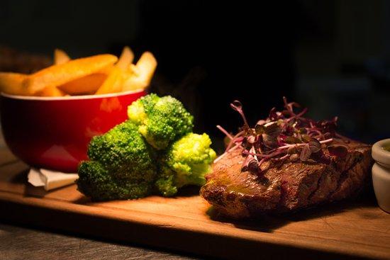 Stony River Country Diner: NZ Wagyu Steak