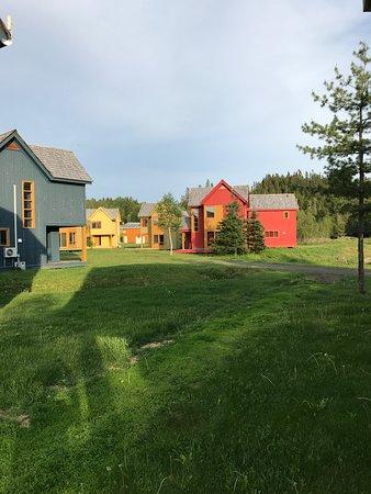 New Richmond, Canada: De belles couleurs et logeables