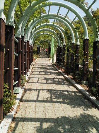 Changwon, South Korea: Unique man made sight, a must visit