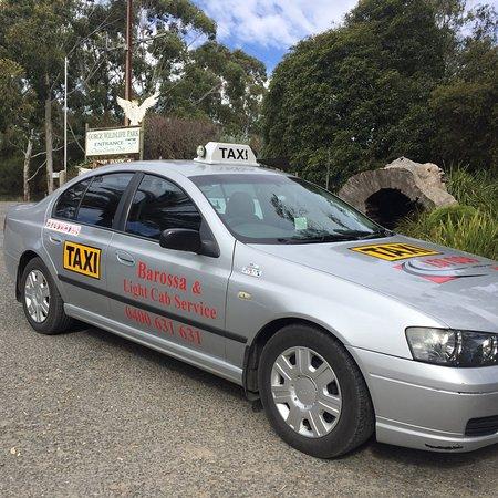 Barossa and Light Cab Service: photo0.jpg