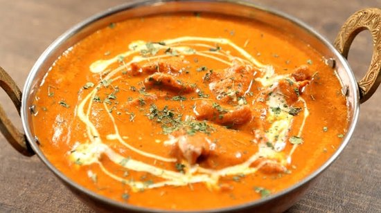 Kilcoy, Australia: Butter chicken