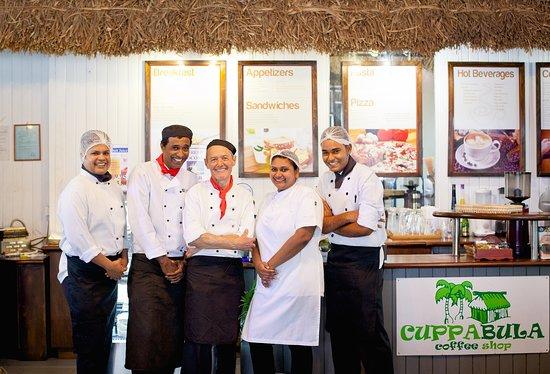 Cuppabula Cafe @ Tappoo: Team CuppaBula