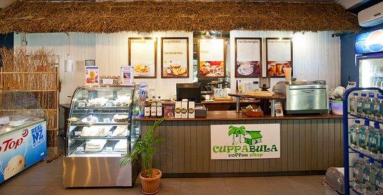 Cuppabula Cafe @ Tappoo: Counter