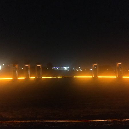 Bonfire Memorial照片