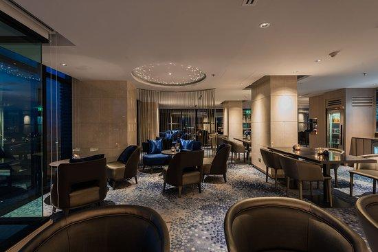 Mytt Beach Hotel: Living Executive Club Lounge
