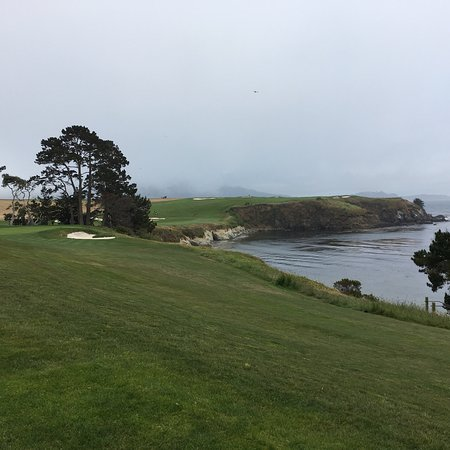 Pebble Beach Golf Links照片