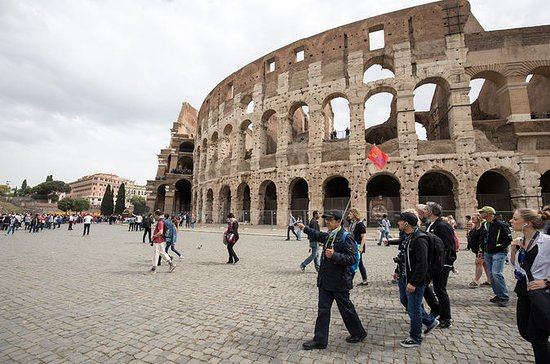 Ancient Rome and Colosseum Tour...