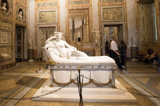 Skip the Line: Borghese Gallery...