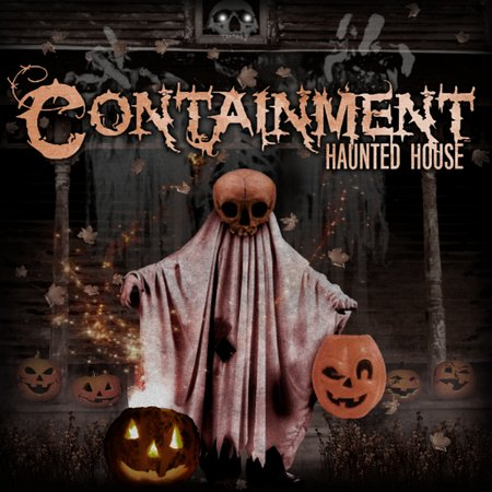 ‪Containment Haunted House‬