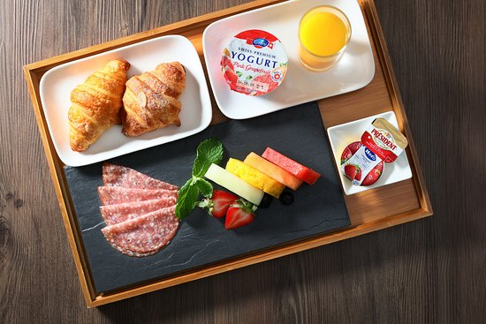 Lobby Lounge (Marco Polo Hongkong Hotel): Lounge Breakfast
