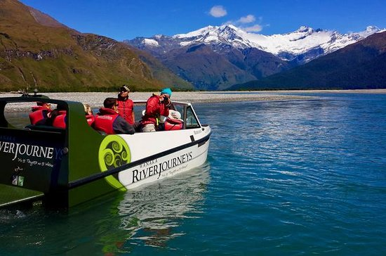 Wanaka Winter Jet Boat Tour