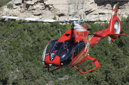 Grand Canyon helikopter 40-minuten ...