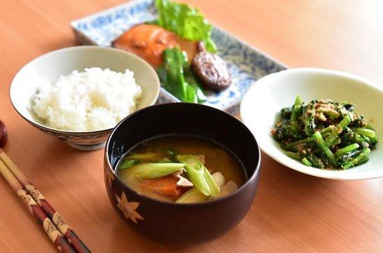 栄養士によるヘルシーな家庭料理