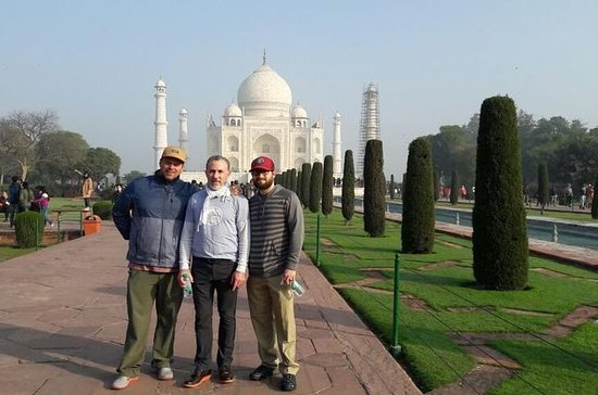 Same Day Agra Trip With Gatimaan...
