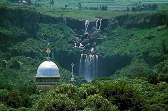 Day Trip To Debre Libanos & Blue Nile...