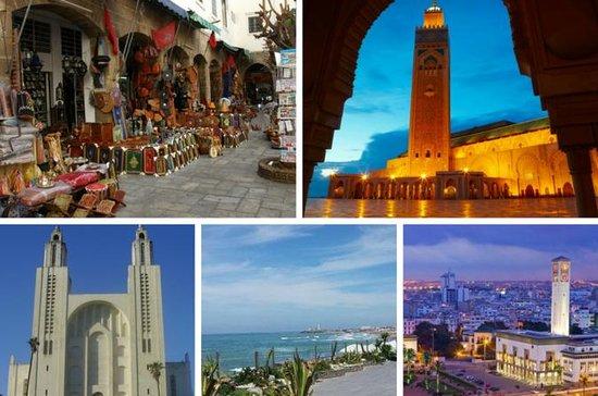 Half-Day Private Tour in Casablanca
