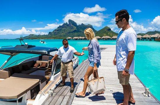 Bora Bora VIP Departure Hotels to Airport Transfer